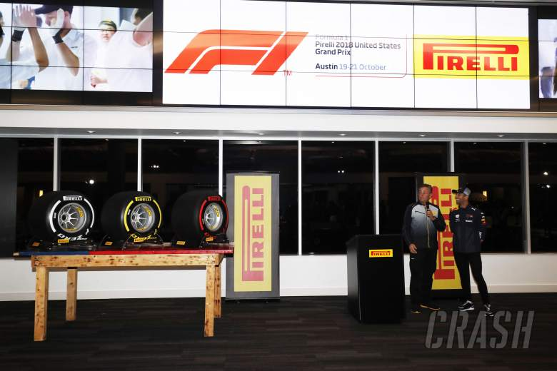 F1: Pirelli confirms F1 tyre coding system for 2019