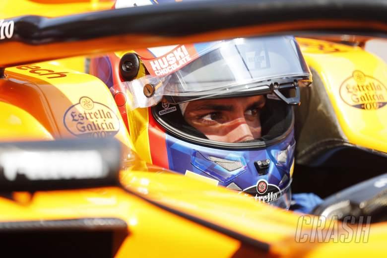 "F1: Sainz confident McLaren now ""back in the mix"" in F1"