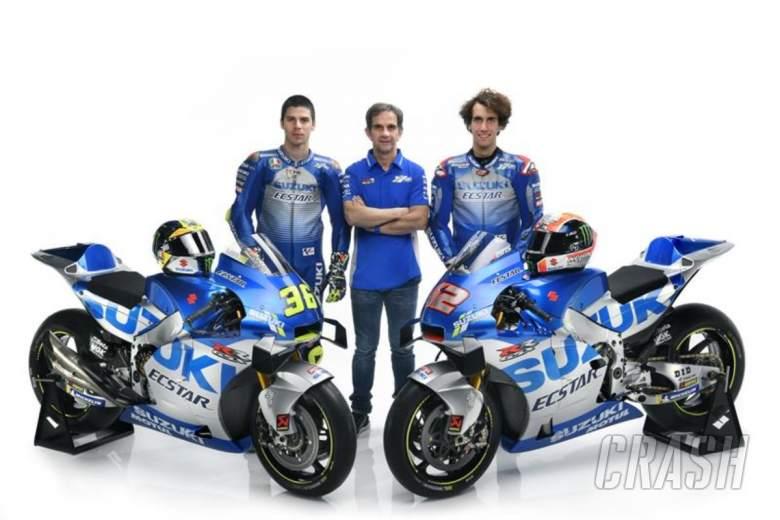 Suzuki working towards MotoGP satellite team expansion for 2022