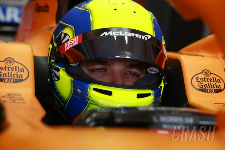 """Lando Norris expects F1 return to be a """"big shock"""""""