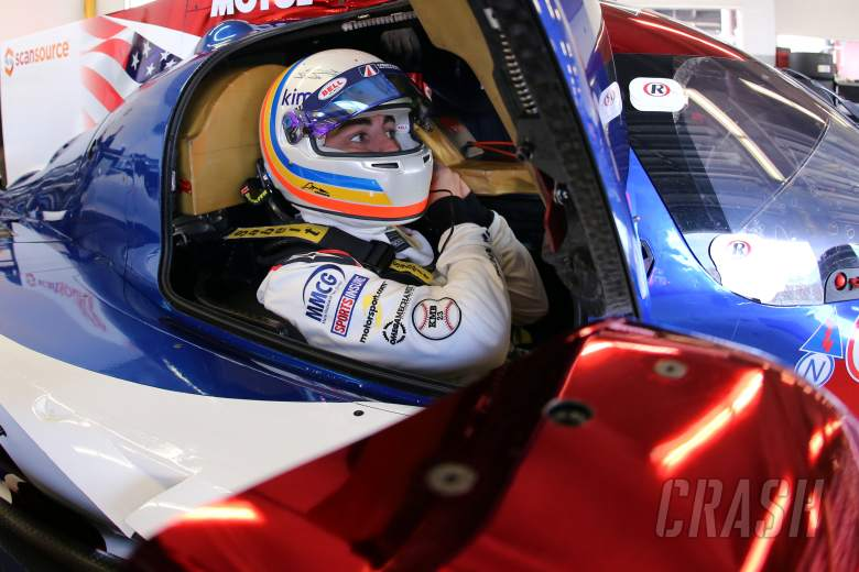 Sportscars: Alonso doubts more F1 drivers will follow after Daytona debut