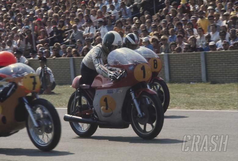 Giacomo Agostini, MV Agusta, Dutch TT, 1973,