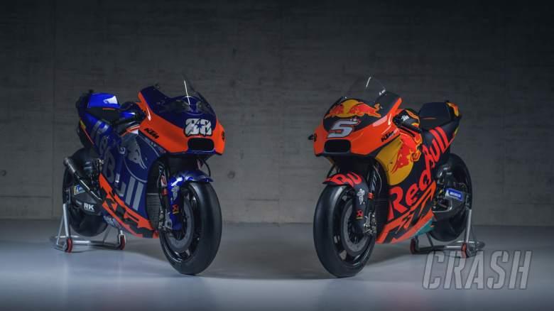 MotoGP: MotoGP Season Preview - KTM