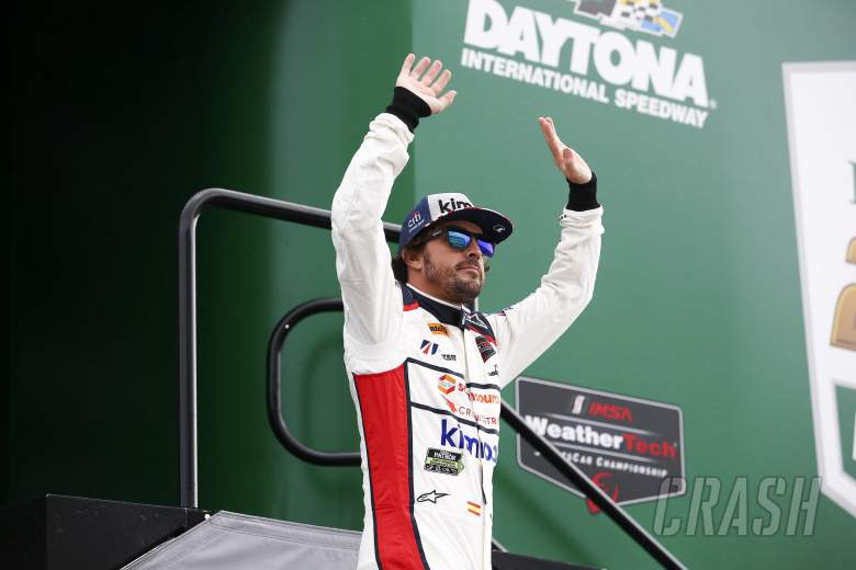 Sportscars: Alonso set for Rolex 24 return with Wayne Taylor Racing