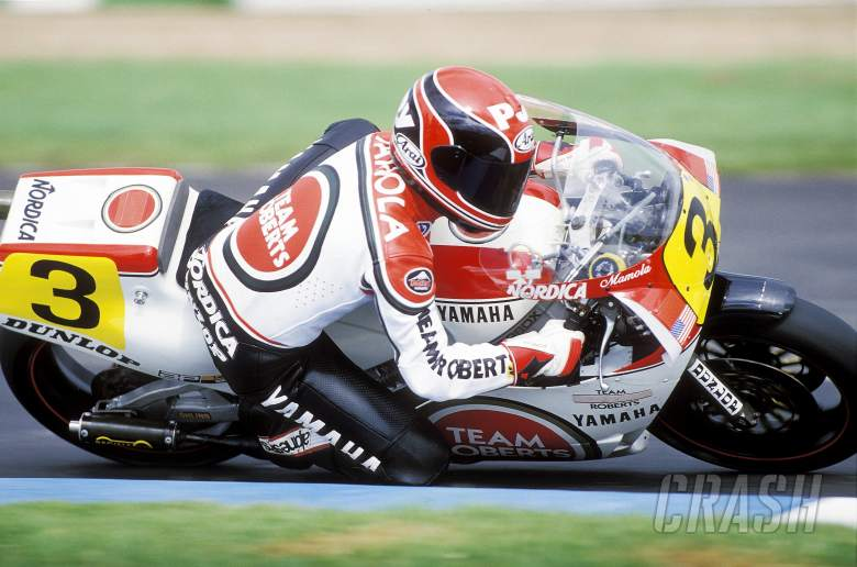 MotoGP: Randy Mamola made an official MotoGP Legend