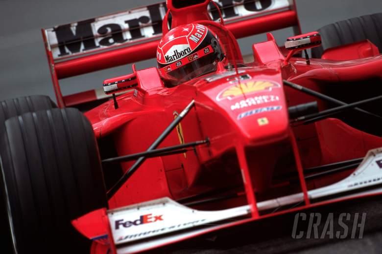 F1: 2000 F1 title success was 'decisive' for Schumacher and Ferrari