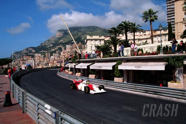 F1: Gossip: Senna's Monaco F1 winner to go under the hammer