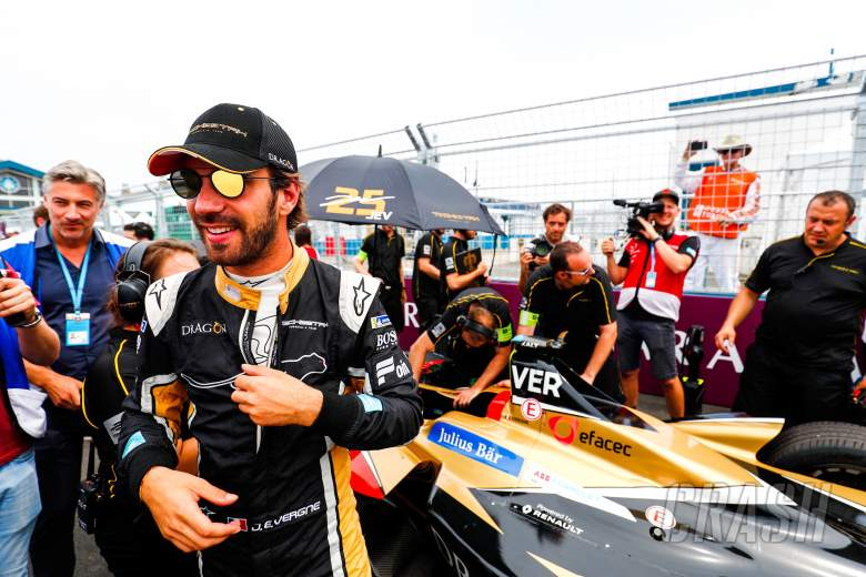 "EXCLUSIVE Jean-Eric Vergne Q&A: ""I feel like I'm flying"""