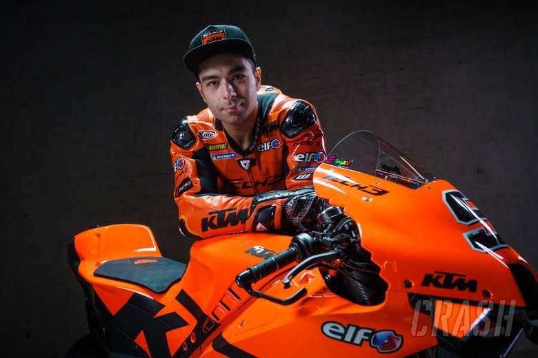 Danilo Petrucci: I followed a lot of KTMs last year…