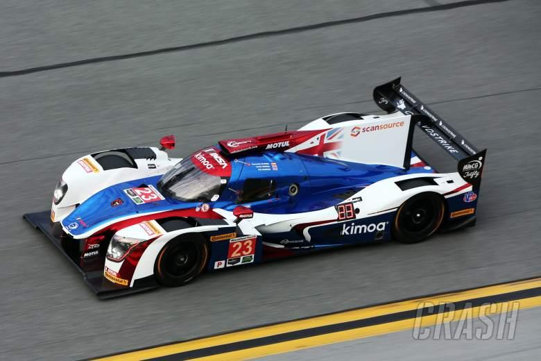 Sportscars: Brown targets top-five Daytona finish for United Autosports