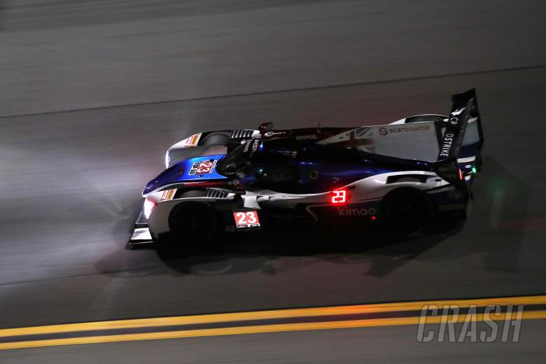 Sportscars: F1 night races helped Alonso for Daytona test debut