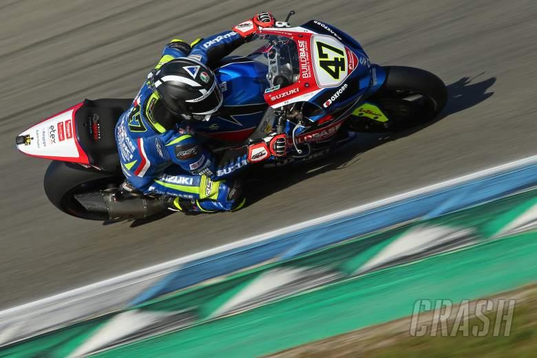 British Superbikes: Richard Cooper, Buildbase Suzuki,