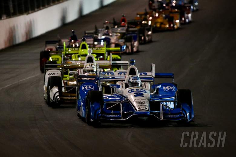 Newgarden extends IndyCar points lead with Gateway victory