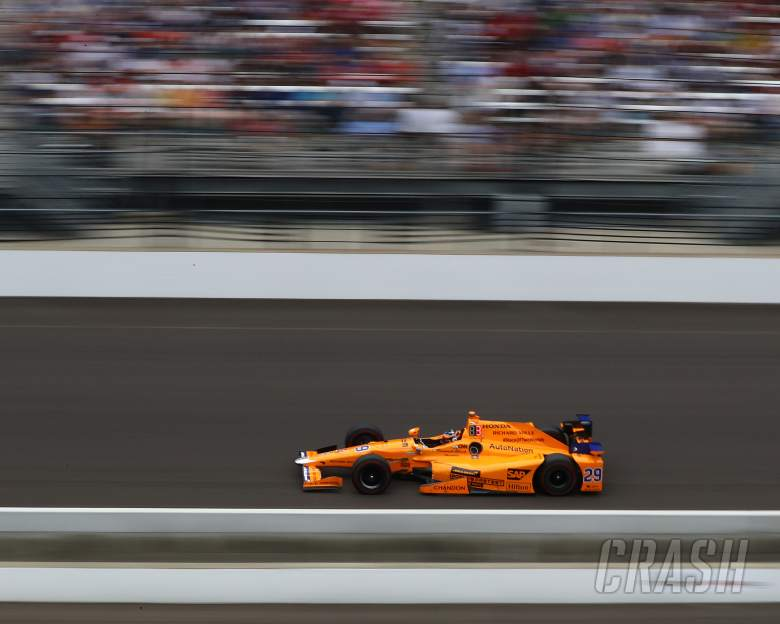 IndyCar: Alonso and McLaren set for Texas Motor Speedway test