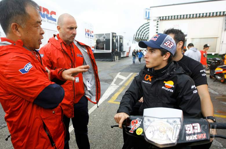 MotoGP: Special Marquez 'never changed'