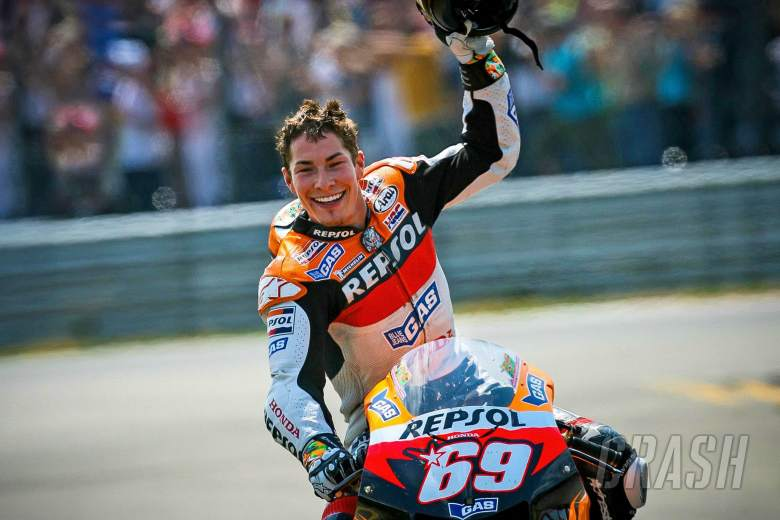 #69 to be retired in honour of Nicky Hayden