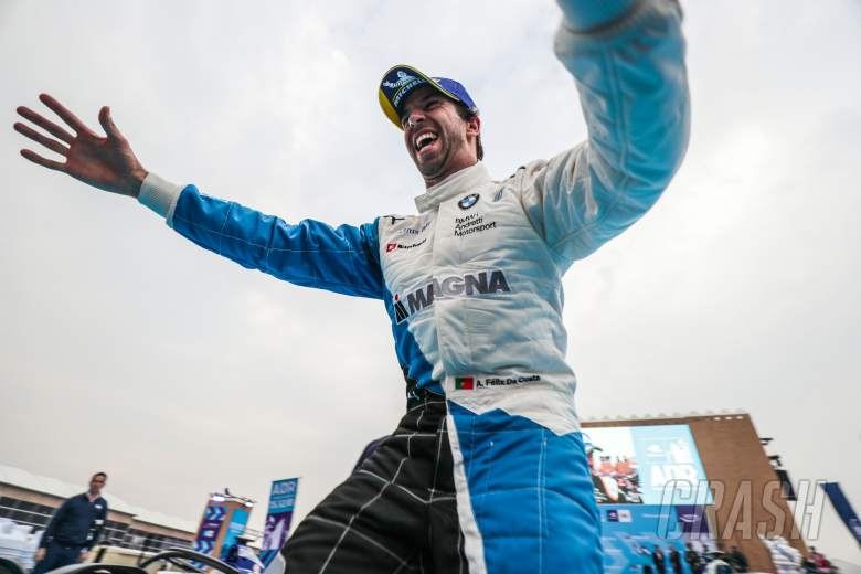 Formula E: da Costa, BMW revel in 'incredible' Ad Diriyah FE win