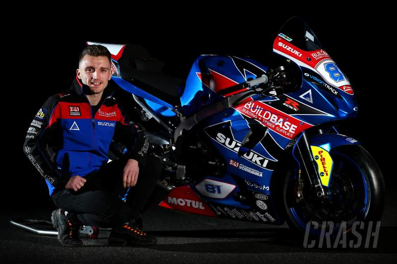 British Superbikes: Luke Stapleford, Buildbase Suzuki, BSB,