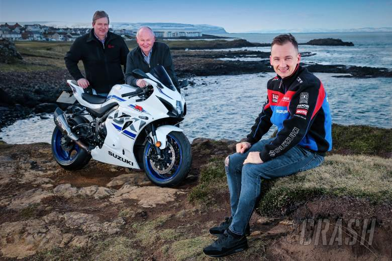 Road Racing: Richard Cooper, Buildbase Suzuki,
