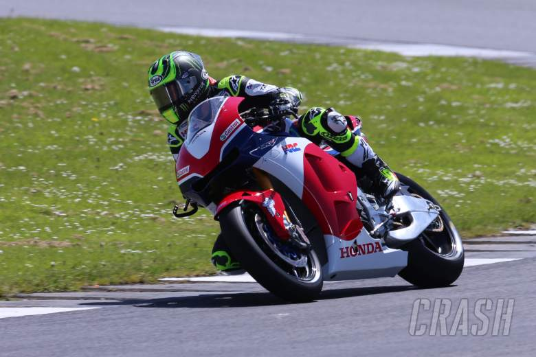 MotoGP: Crutchlow: New Silverstone surface 1.5s faster