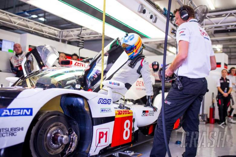 Sportscars: Alonso completes over 100 laps for Toyota in maiden LMP1 test