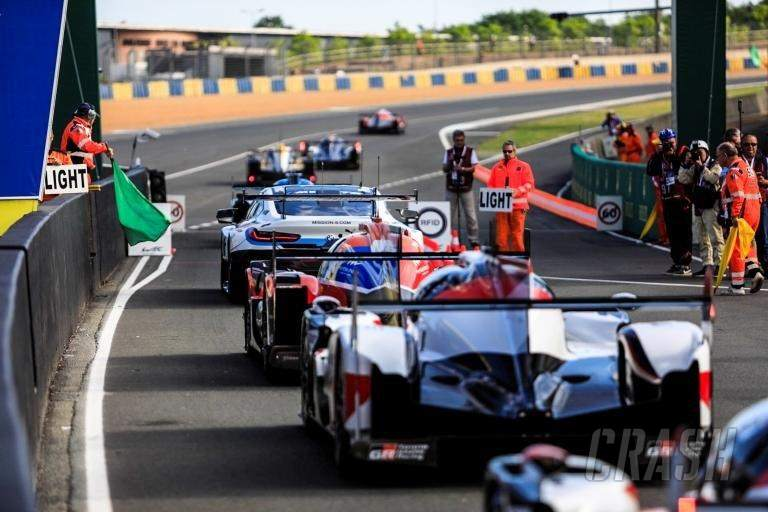 Le Mans: 24 Hours of Le Mans - Entry List