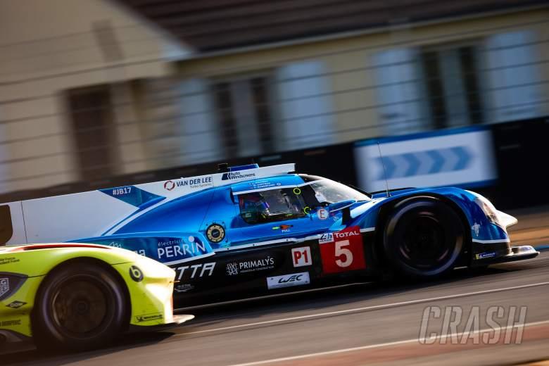 Sportscars: CEFC TRSM Racing withdraws from Fuji WEC round