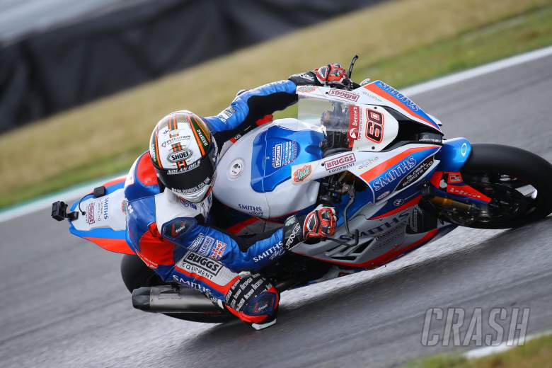 Peter Hickman - Smiths BMW