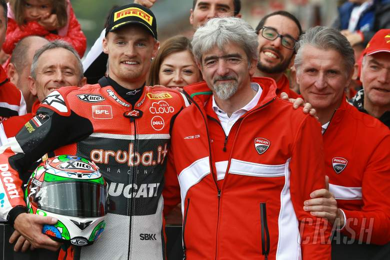 World Superbikes: Gigi Dall'Igna, Ducati, World Superbike,