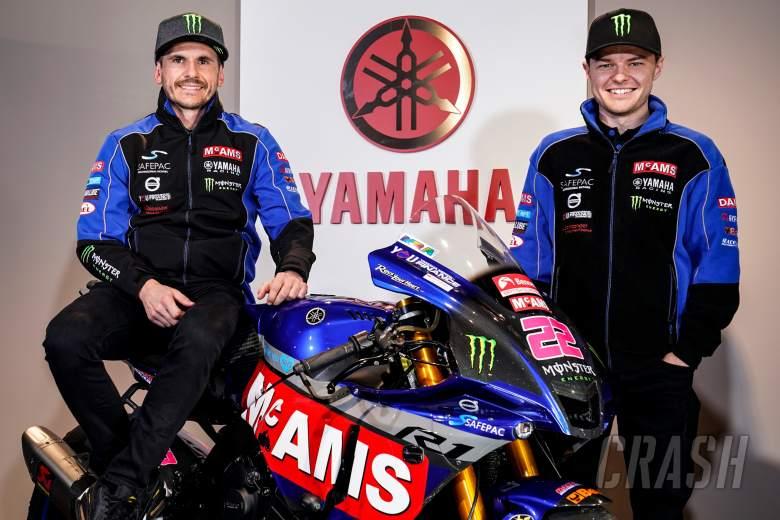 McAMS Yamaha, Jason O'Halloran, Tarran Mackenzie