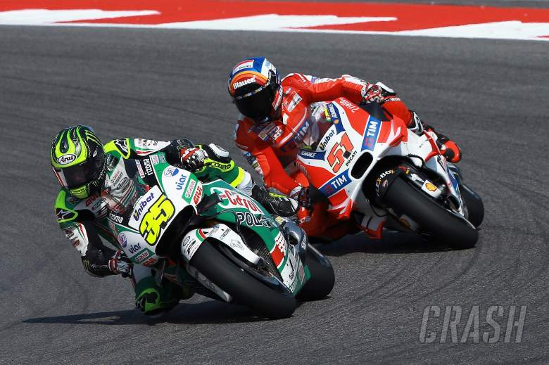 MotoGP: Crutchlow: 'On the pace' Pirro important for Ducati
