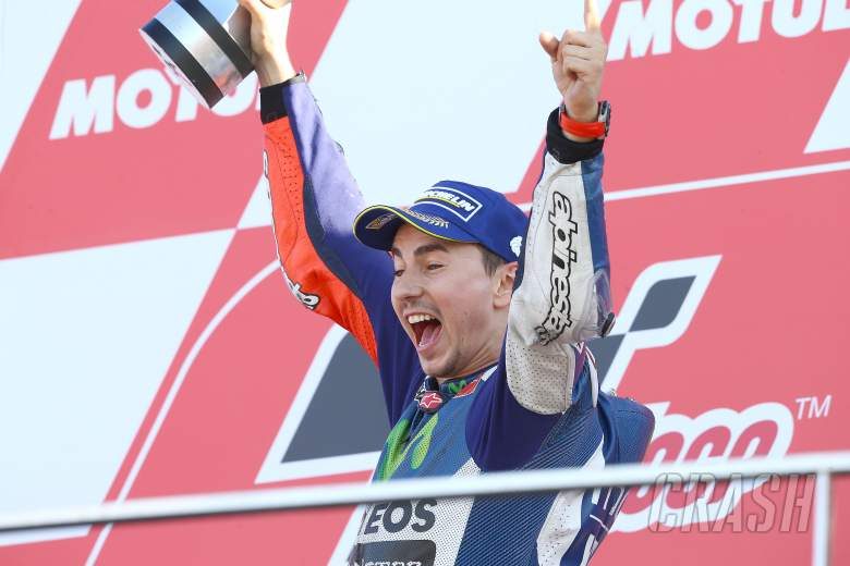 Lorenzo, Biaggi, Anderson to become MotoGP Legends