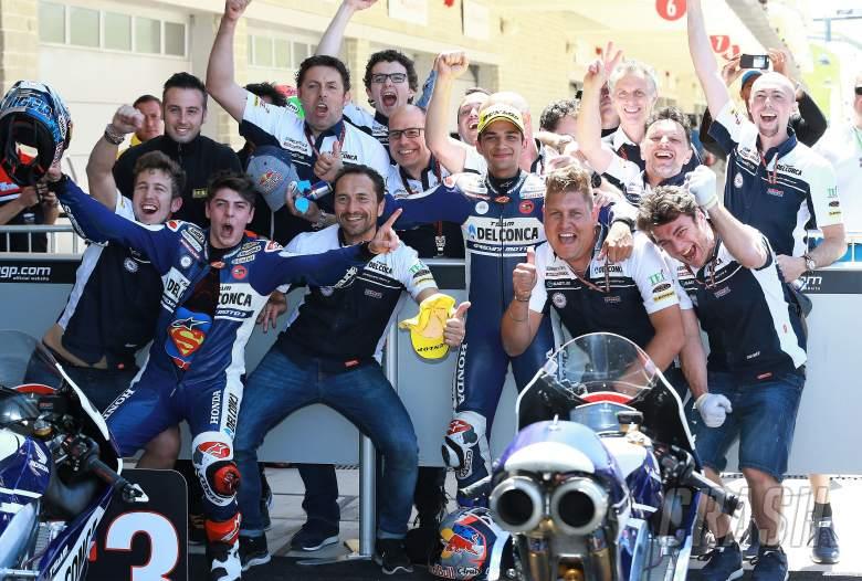 MotoGP: Moto3: di Giannantonio, Martin stick with Gresini