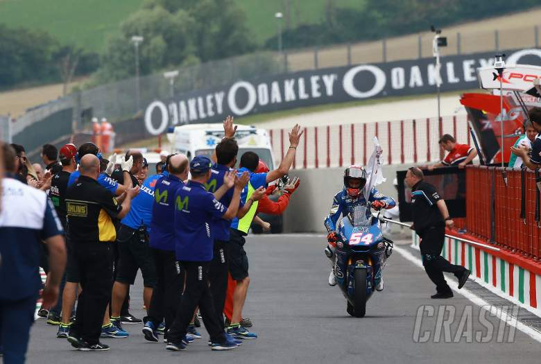 MotoGP: 'You ride a bike with your balls, not your arms'