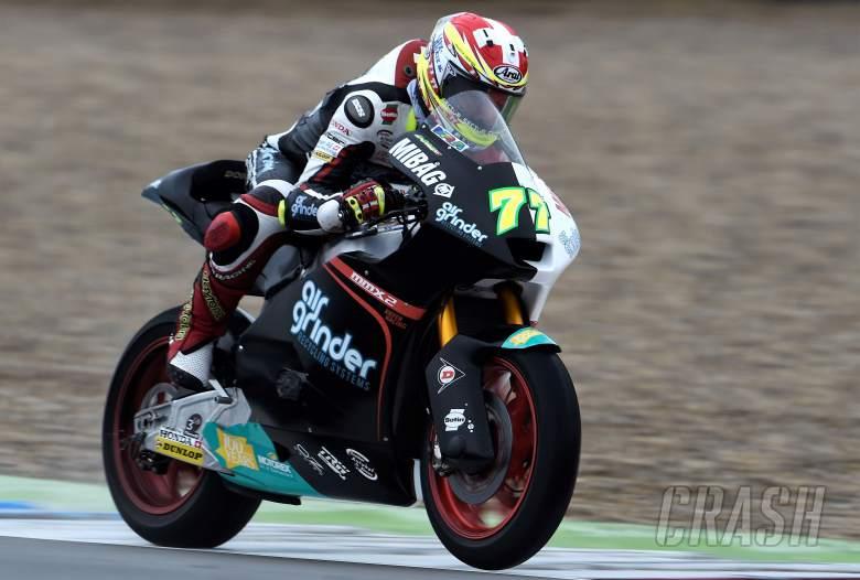 MotoGP: Aegerter