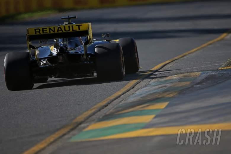 68798245 Renault hopes to bounce back from a below-par start to the 2019 F1 season  in Bahrain.