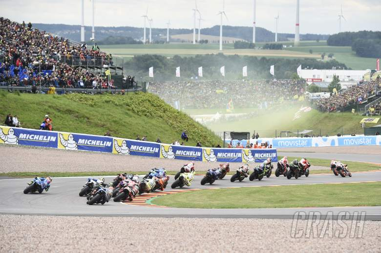 MotoGP: Sachsenring to lose German MotoGP?