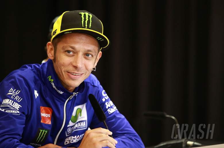 """MotoGP Gossip: """"I still have another 10 years"""", says Valentino Rossi"""