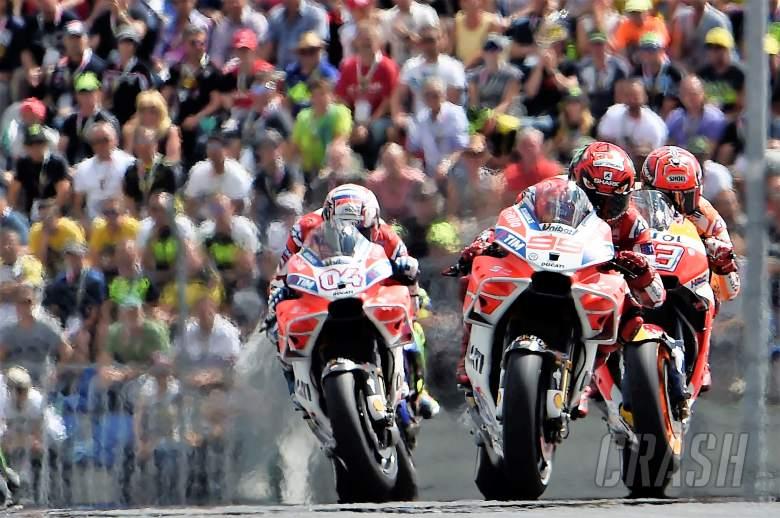 MotoGP: 'Smart' Marquez 'studies where to take risks'