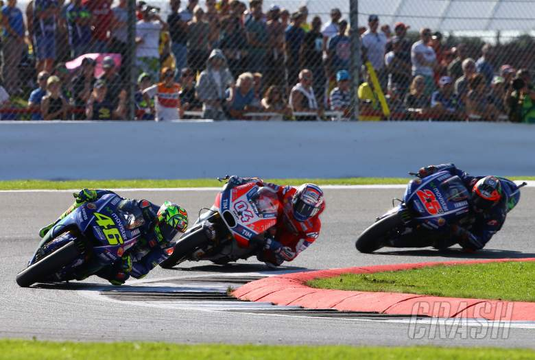 MotoGP: British MotoGP, Silverstone,