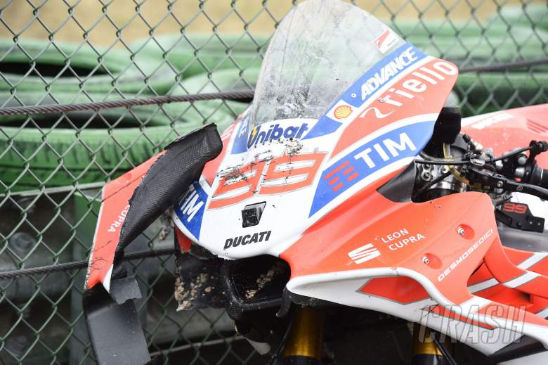 MotoGP: MotoGP Gossip: 'A crash can cost €100k'