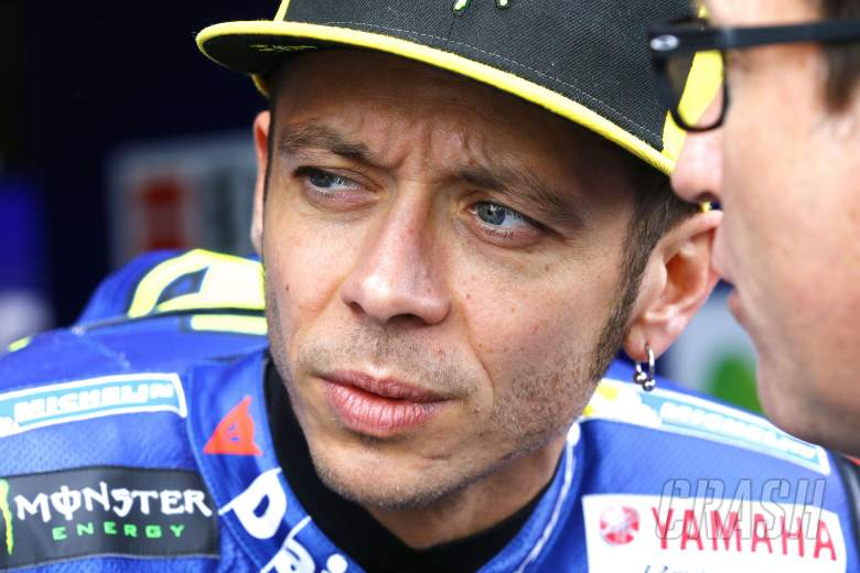 "MotoGP: MotoGP Gossip: Rossi ""afraid of quitting"" MotoGP"