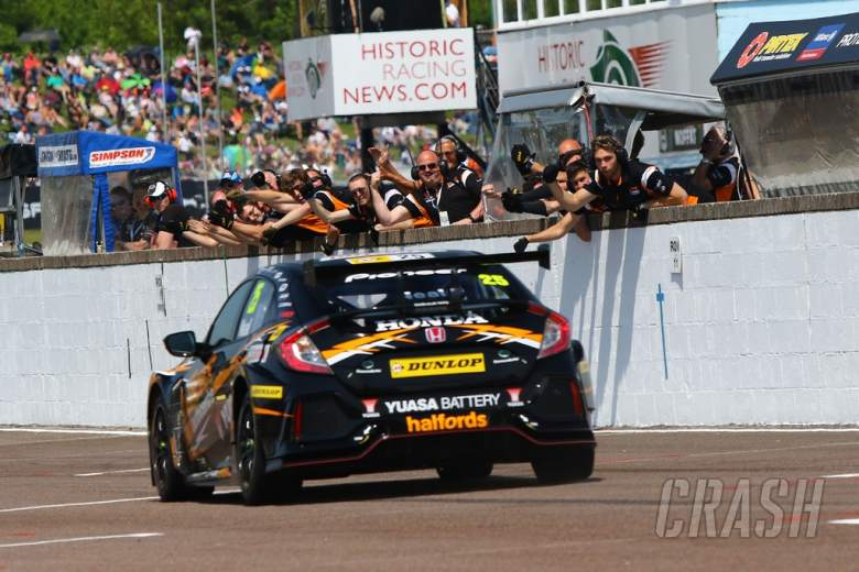 BTCC: Neal: We're learning the car all the time