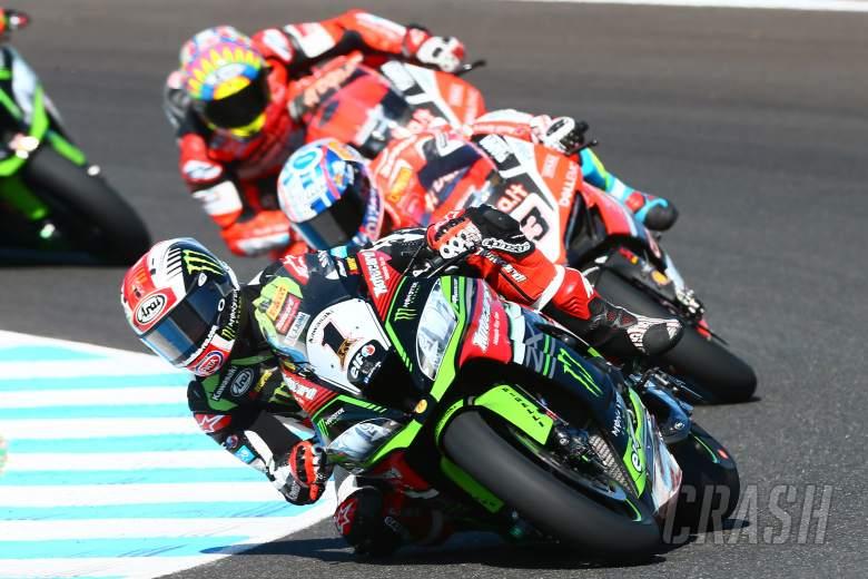 Jerez, Spain, - Jonathan Rea, World Superbike [Credit: Gold and Goose]