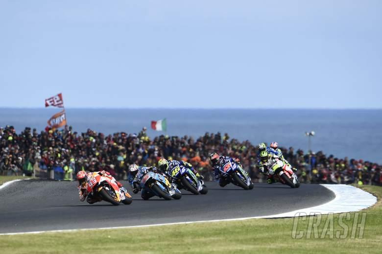 MotoGP: Australian MotoGP - Race Results