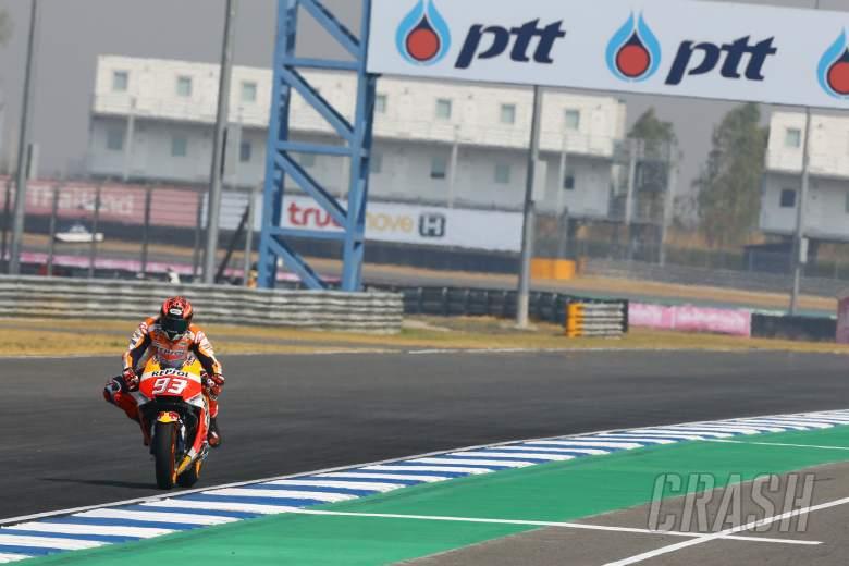 MotoGP 2018 Thailand MotoGP test times - Friday (12:30pm) | Results | Crash