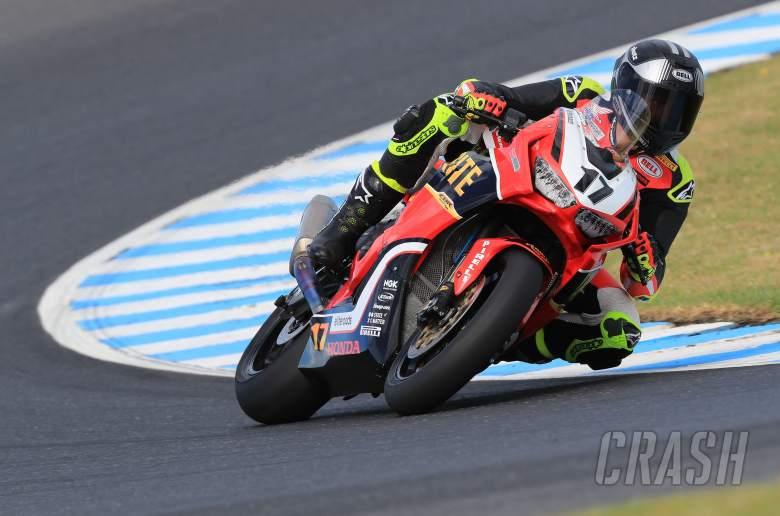 World Superbikes: Troy Herfoss, Phillip Island, World Superbike,