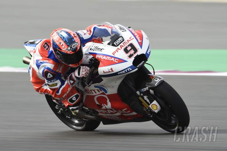 MotoGP: Petrucci: Maybe I was too aggressive with him…