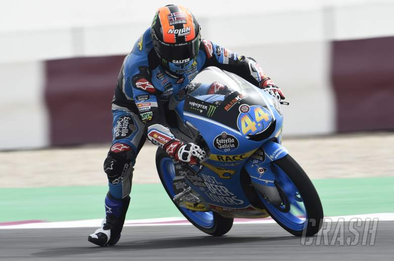 MotoGP: Moto3 Qatar - Free Practice (3) Results