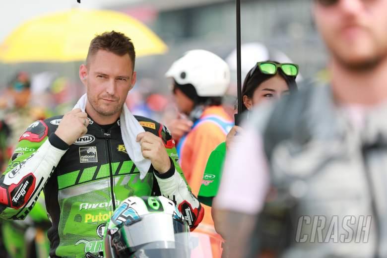 Anthony West, World Supersport,